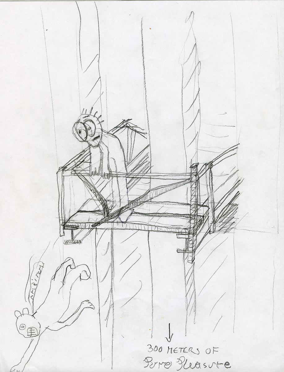 gelitin,B-Thing, 2000 (detail)