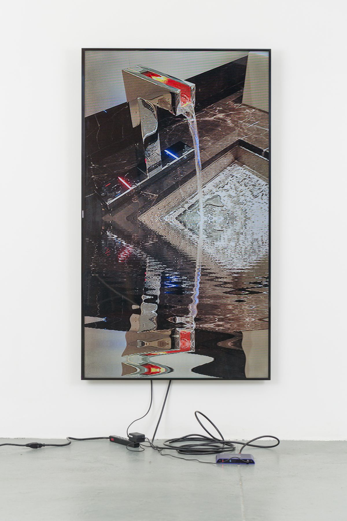 Cory Arcangel Boutique / Lakes, 2014.