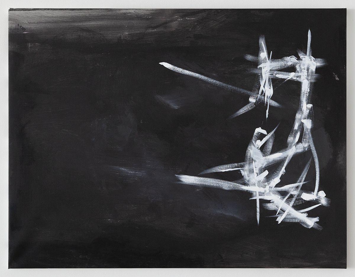 Genoveva Filipovic  Untitled, 2018  47.24 x 59.06 inches (120 x 150 cm)