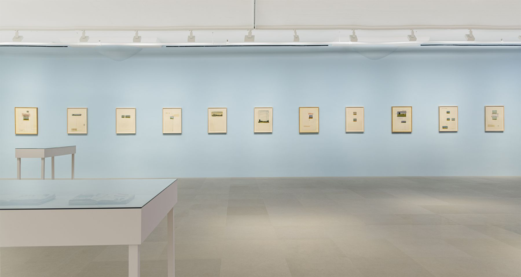 Candy Jernigan, Installation view, To, From, Greene Naftali, New York, 2019