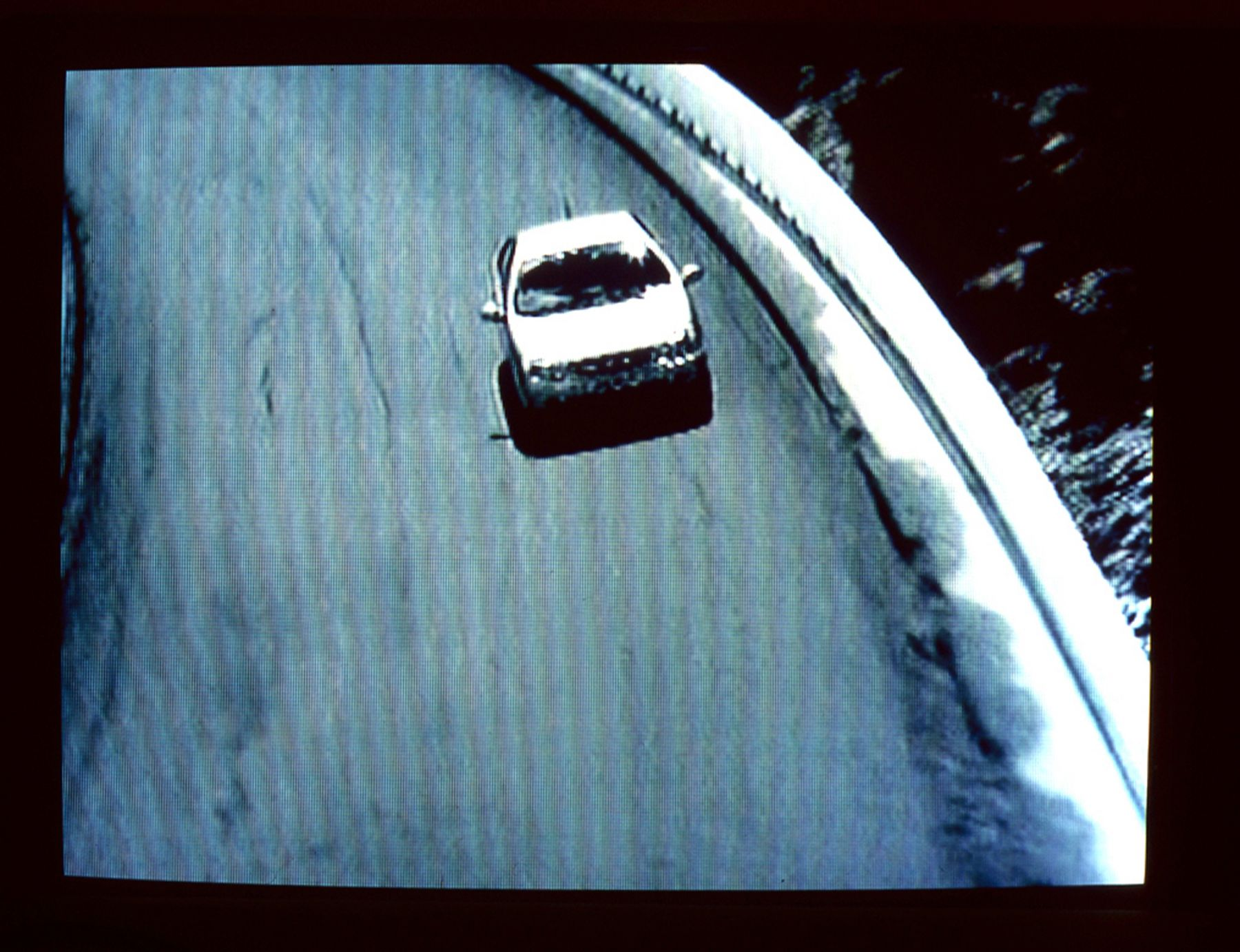 Traveller, 2001 (still), 12:00 min, DVD