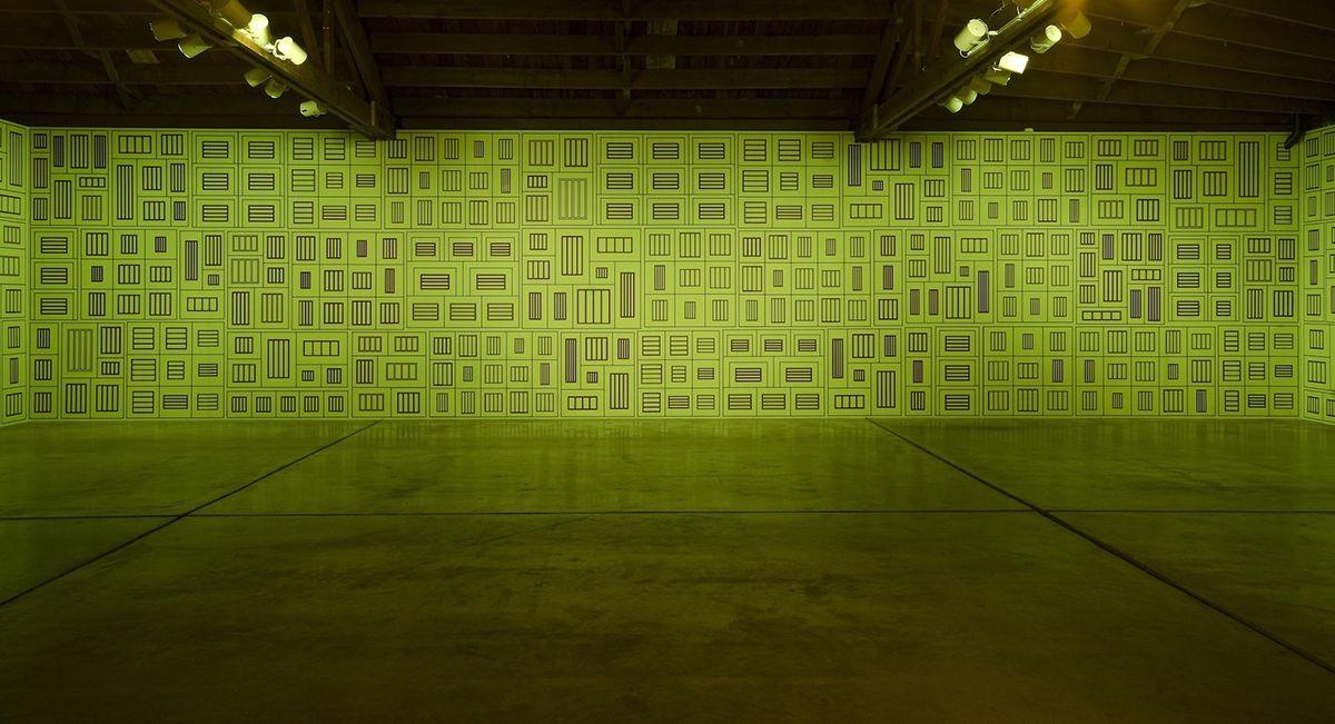 Prison, Disjecta, Portland, OR, 2012