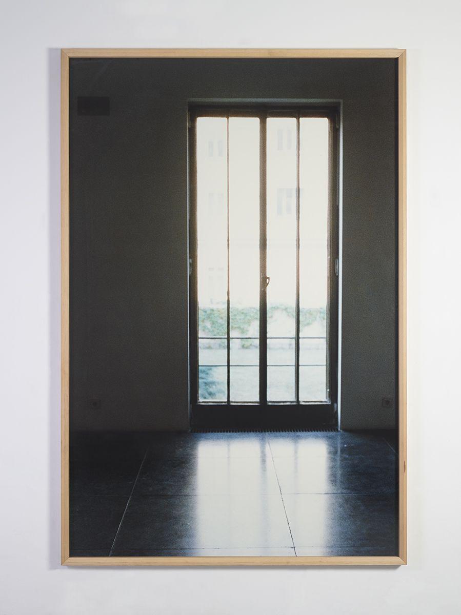 Villa Wittgenstein, 1998  photograph 106 1/4 x 70 7/8 inches