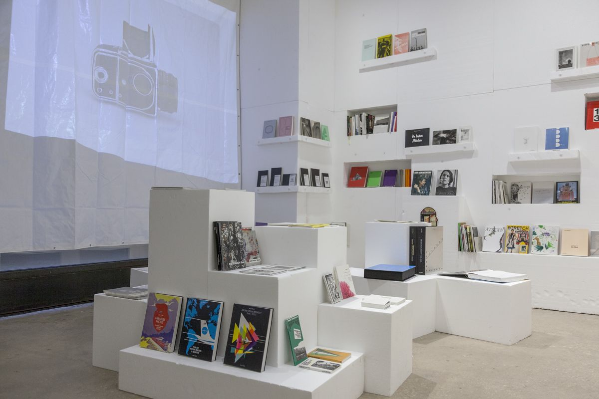 Yvonne Quirmbach, Installation view,Anonymous Design, 2018