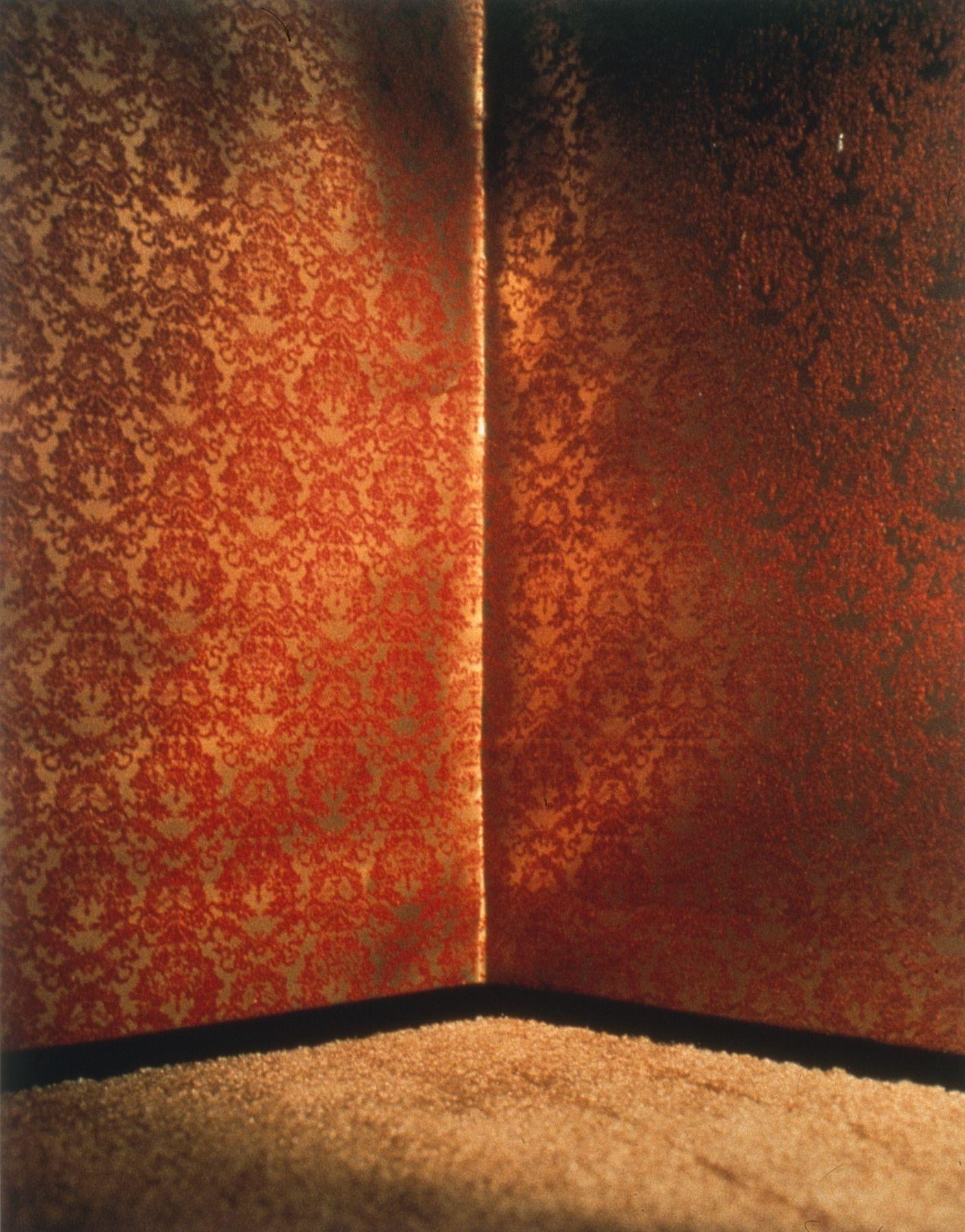 Julie Becker, Interior Corner #9, 1993, C-print, 35 1/2 x 27 1/2 inches