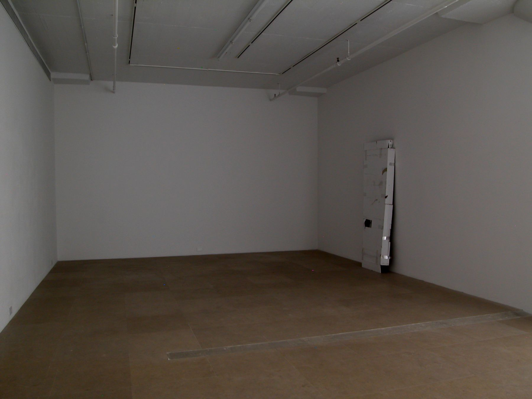 Installation view, Greene Naftali, New York, 2008