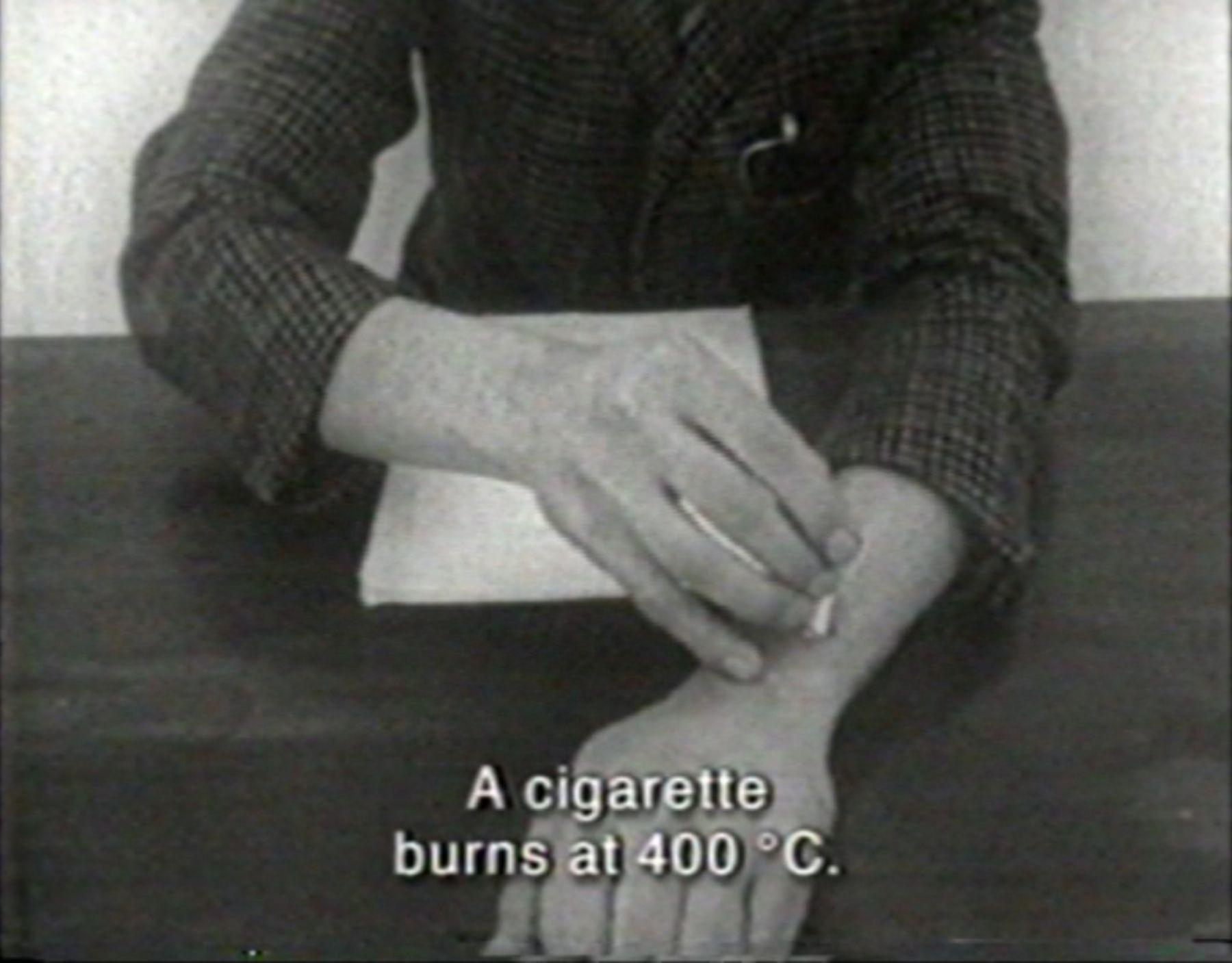 Inextinguishable Fire, 1969 (still)
