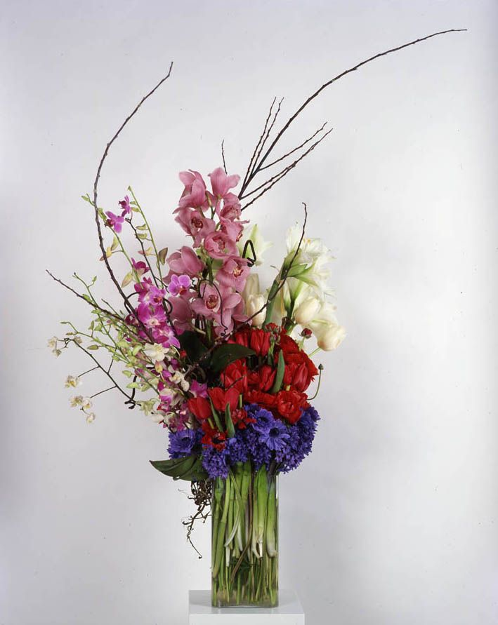 Bouquet II, De Rijke / De Rooij, Salon, Greene Naftali, New York, 2006