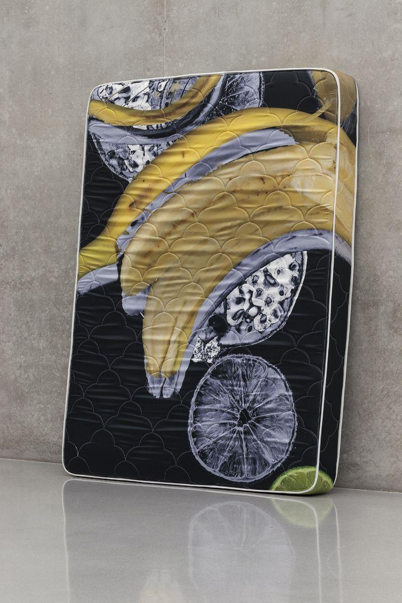 Guyton \ Walker Banana_Alps_Mattress, 2013 Mattress 80 x 60 x 8 inches (203.2 x 152.4 x 20.3 cm)