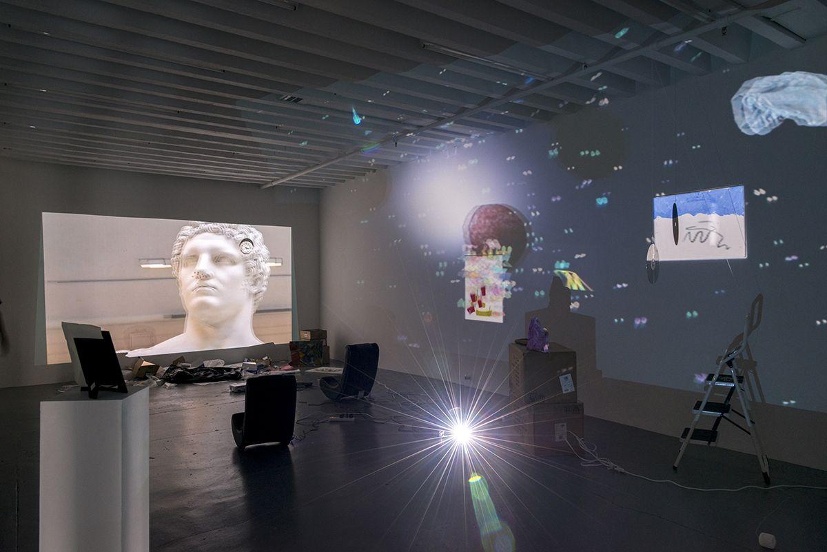 Trisha Baga, Super Other Gravity , 2014