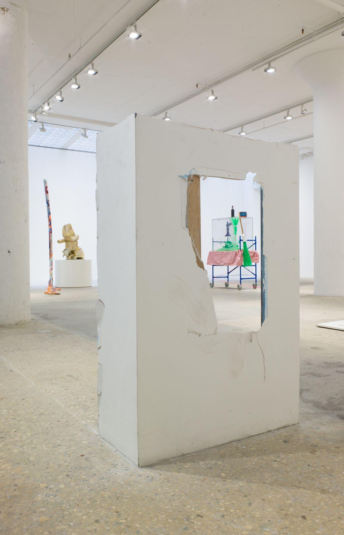 Rachel Harrison, Prasine, Greene Naftali, New York