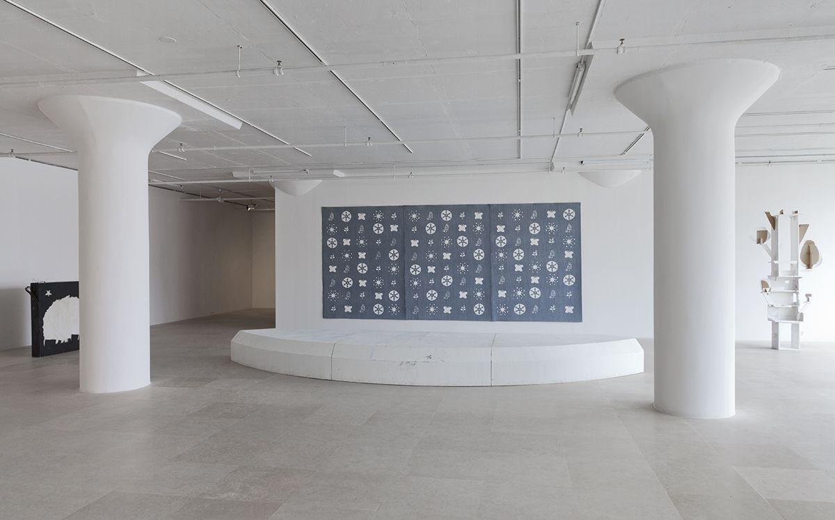 Gedi Sibony, Installation view, Greene Naftali, 2013
