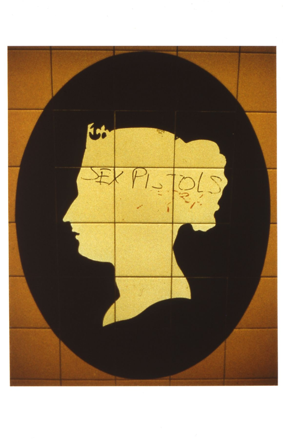 Sex Pistols, 1979 - 2007, C-print