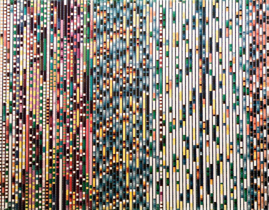 PAUL SHARITS by François Miron 2015, 85 min, digital    Anthology Film Archives June 2-4, 2016  7:30 PM