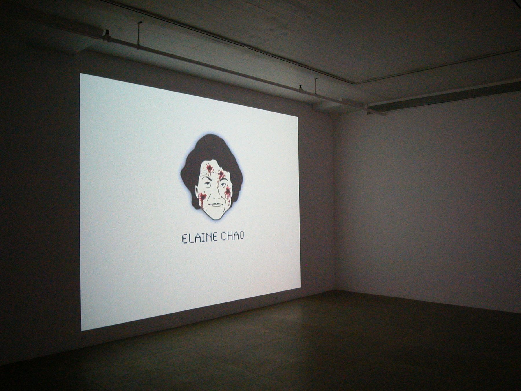 Paul Chan, Tin Drum Trilogy (Screening), Greene Naftali, New York, 2006