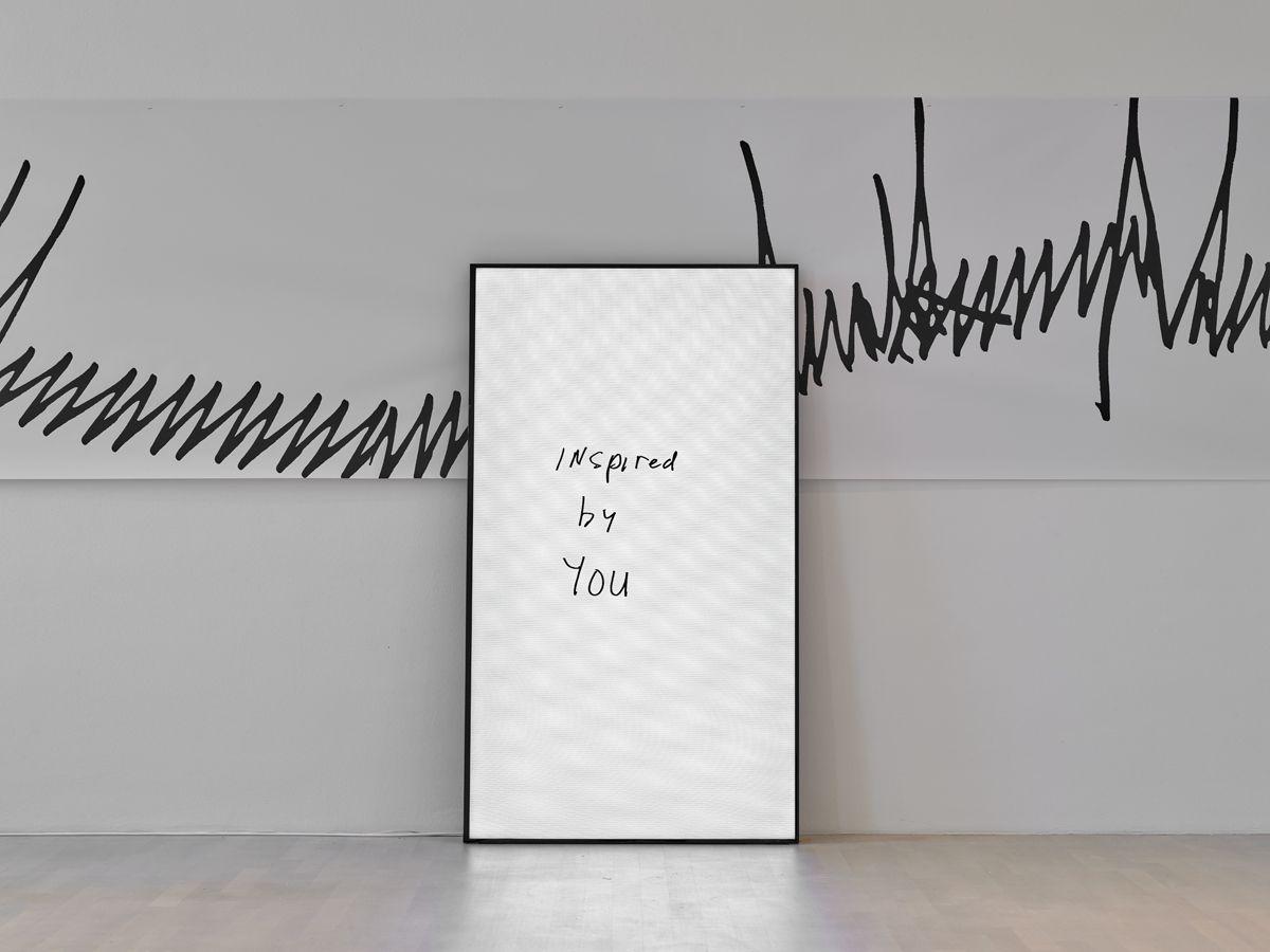 Lutz Bacher, Installation View,What's Love Got to Do With It?, K21 Ständehaus, Düsseldorf, 2018