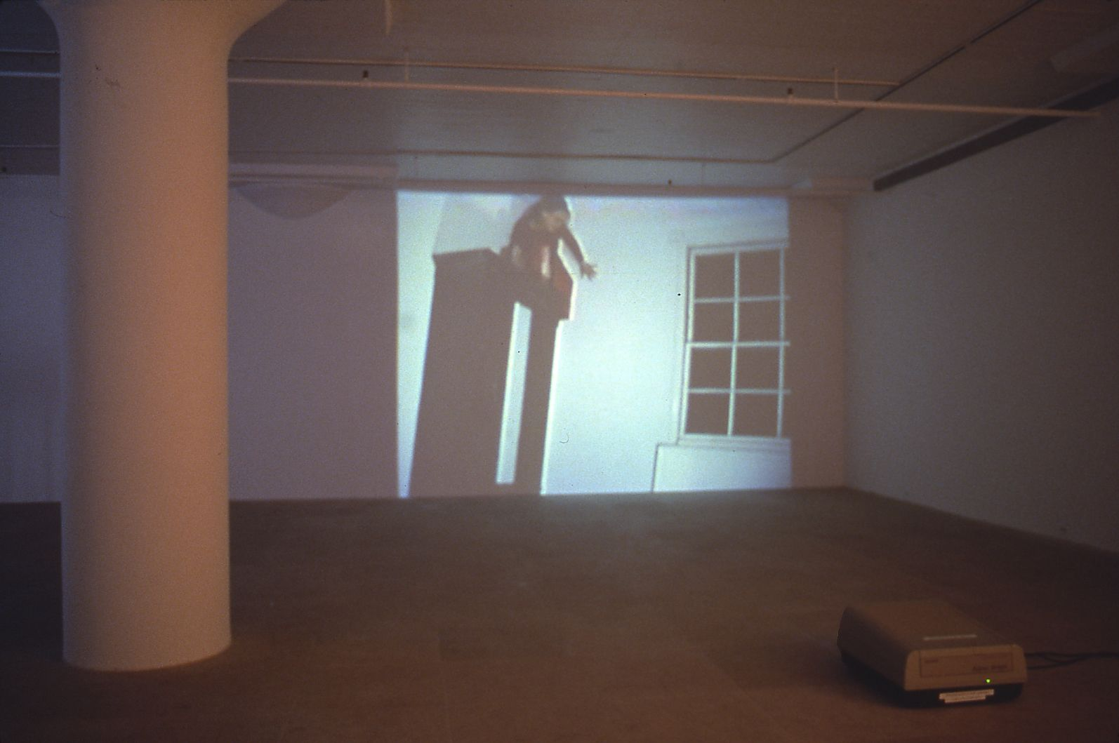 Installation view, Greene Naftali, New York, 1998