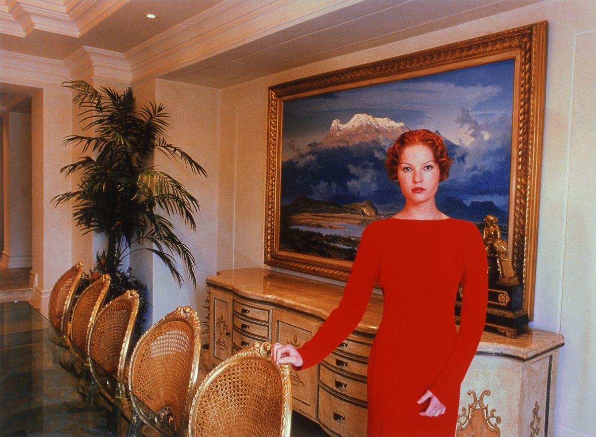 Daniela Rossell  Untitled (Ricas y Famosas), 1999  C-print  30 x 40 inches (76.2 x 101.6 cm)
