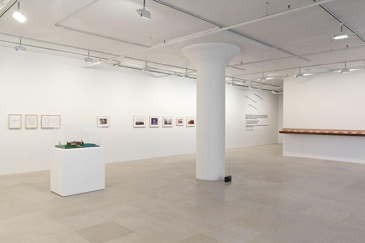 Installation view, 1966 - 2016, Greene Naftali, New York, 2017