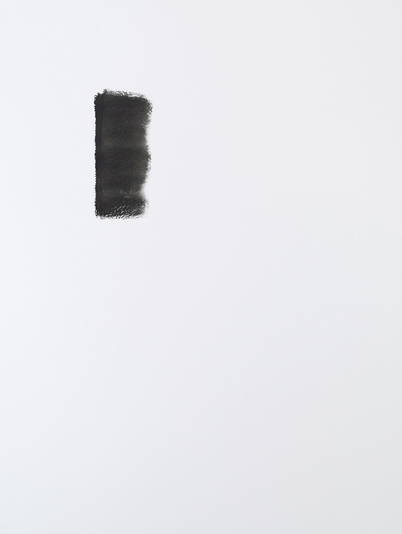 Michael Krebber MK.288, 2015 Acrylic on canvas 78 3/4 x 59 1/8 inches (200 x 150.2 cm)