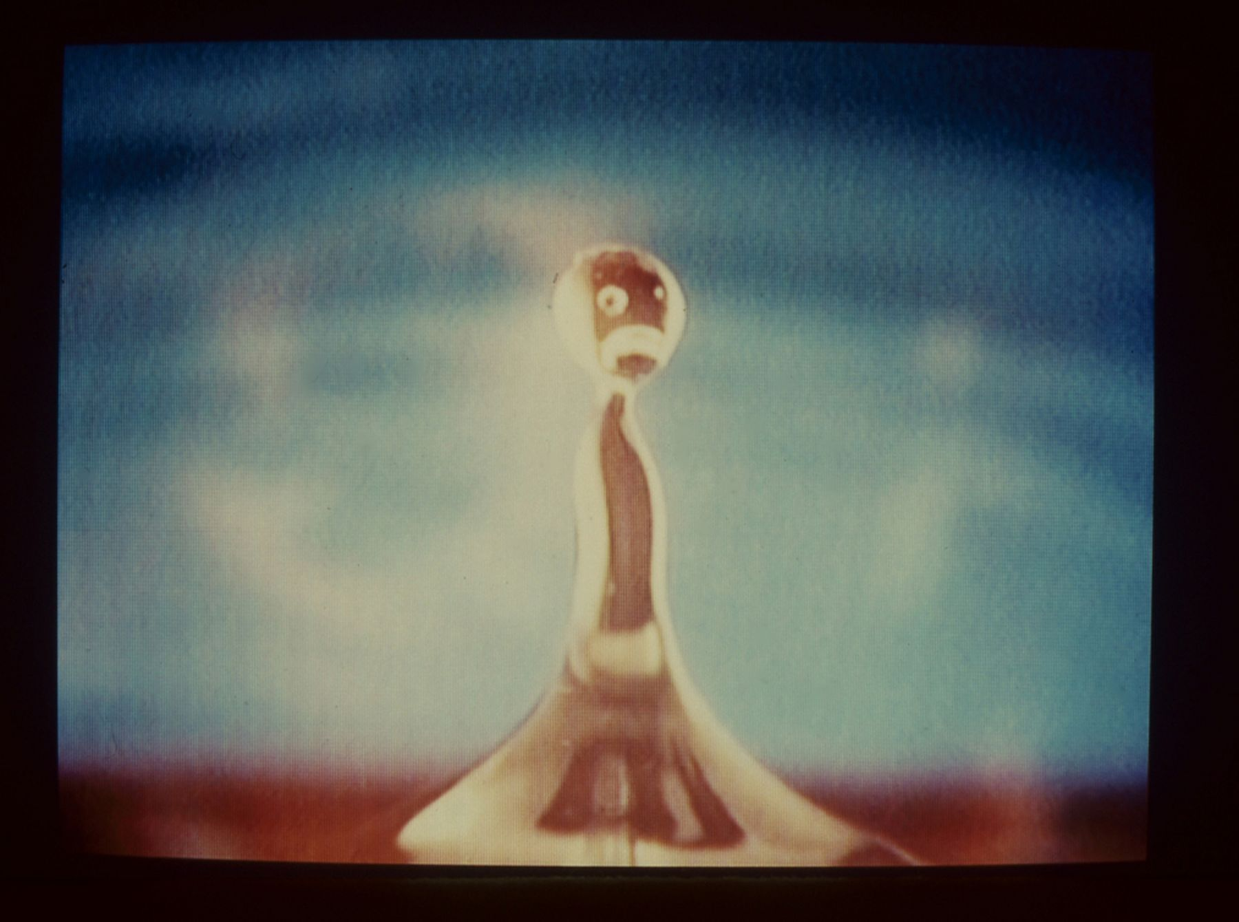 Traveller, 2001 video still