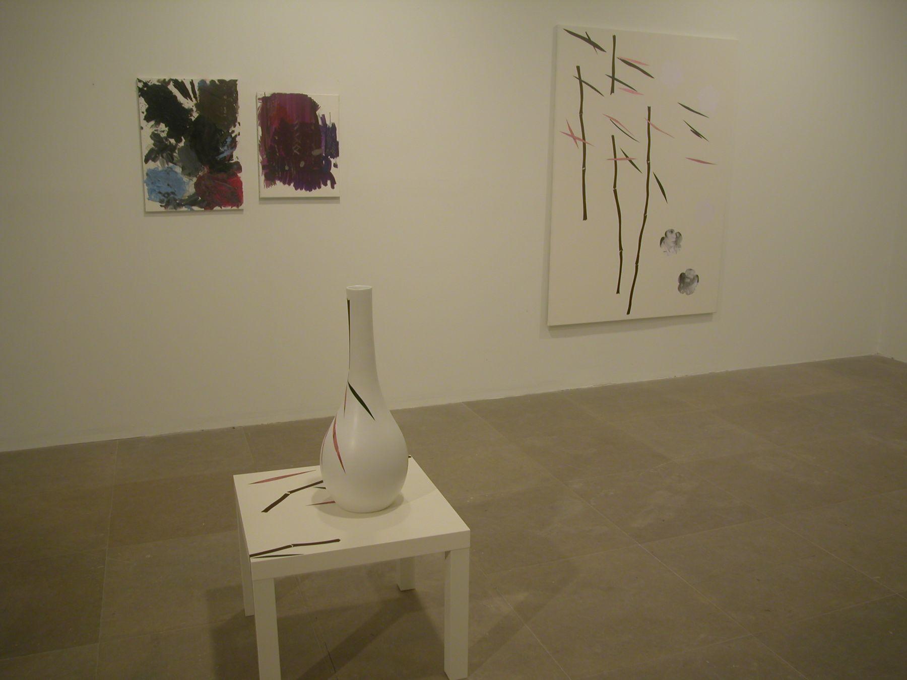 Installation view, POST MoDERN,  Greene Naftali, New York, 2005
