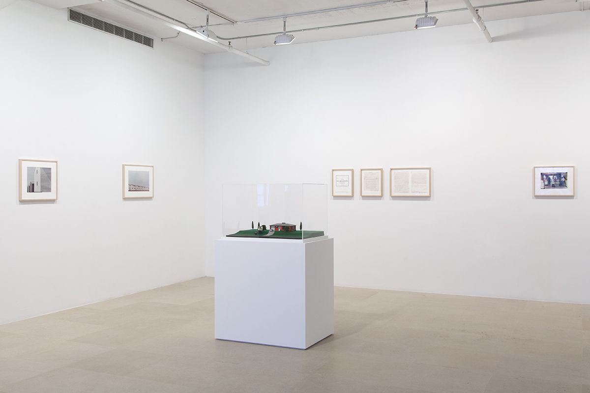 Installation view,1966 - 2016, Greene Naftali, New York, 2017