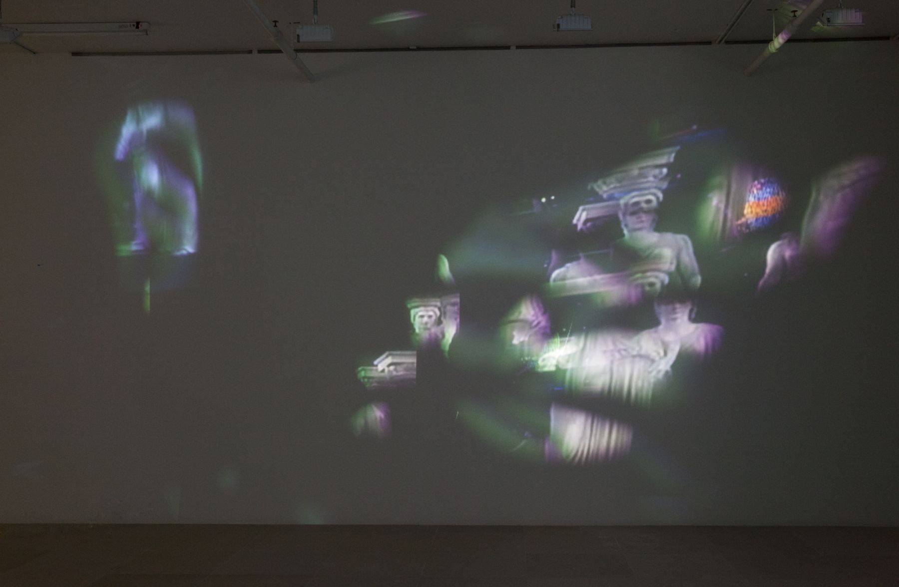 Trisha Baga, Cloud Atlas, 2012