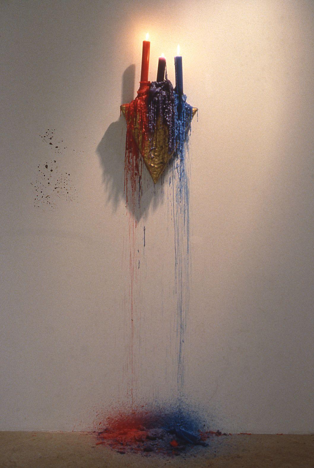 Installation view, Greene Naftali, New York, 1996