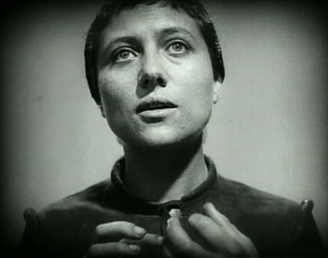 The Passion of Joan of Arc musical performance and screening by Loren Connors
