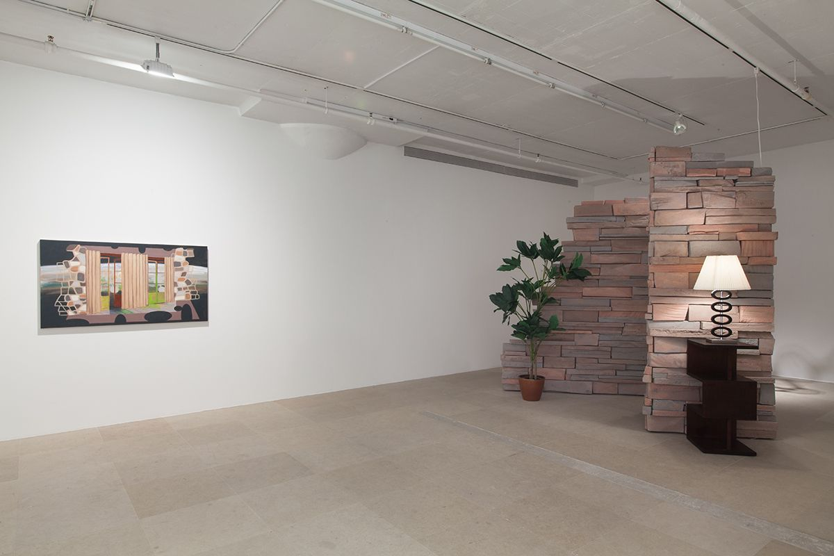 William Leavitt, Installation view, Space Junk, Greene Naftali, New York, 2013