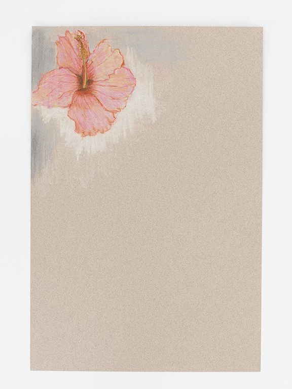 Mayo Thompson, Hibiscus, 2015