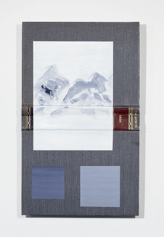 Volumes - inncompleteset, 2012 (detail)