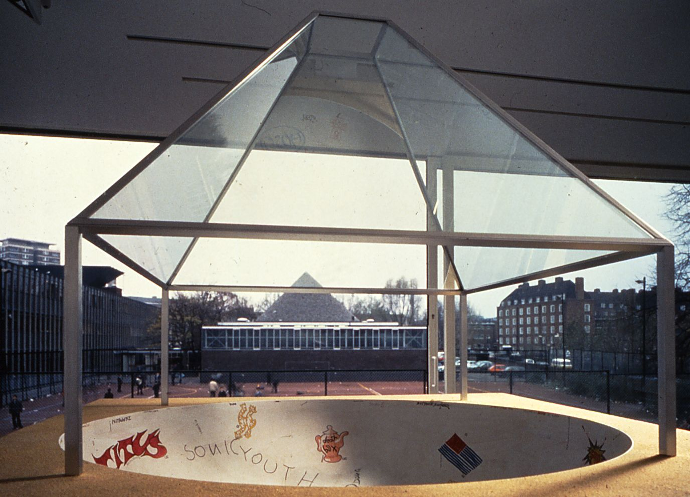 Skateboard Pavilion, 1989