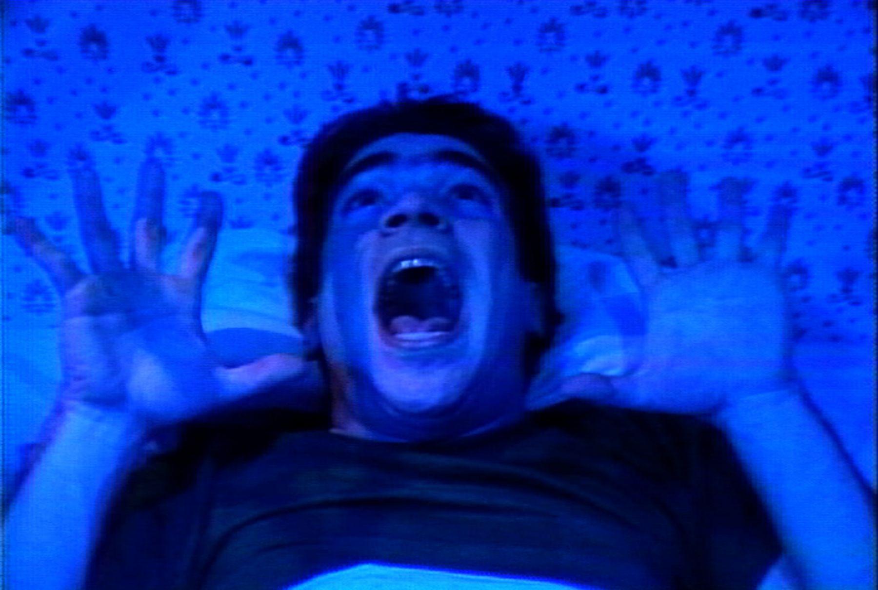Michael Smith, Secret Horror, 1980 (still)