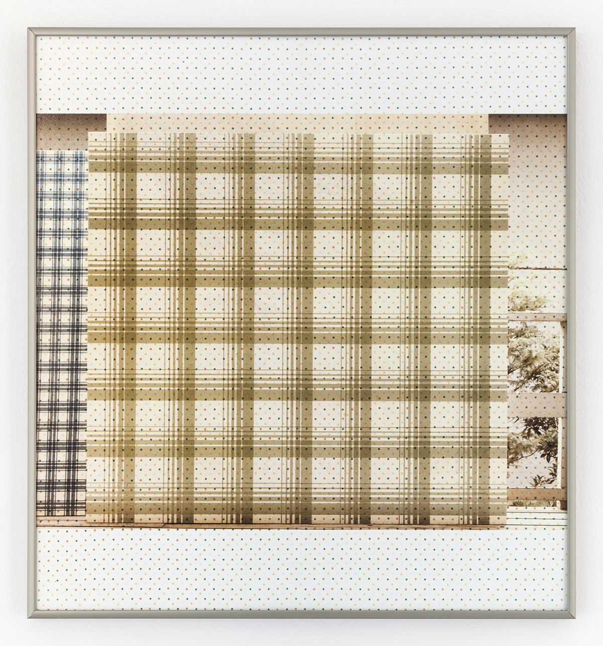 Daan van Golden, Artist's Studio/Composition with Colored Dots, 2012