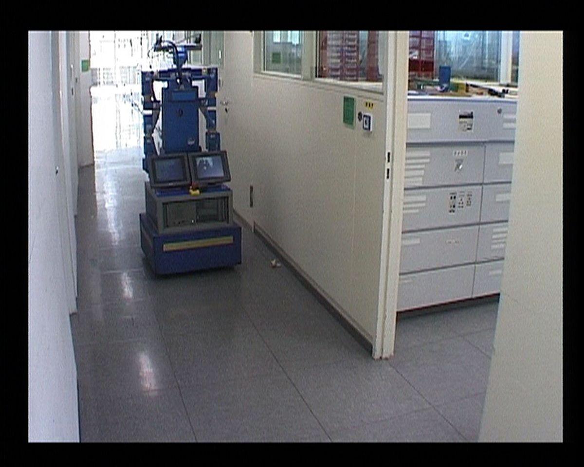 Eye/Machine I, II and III, 2001-2003 (still)
