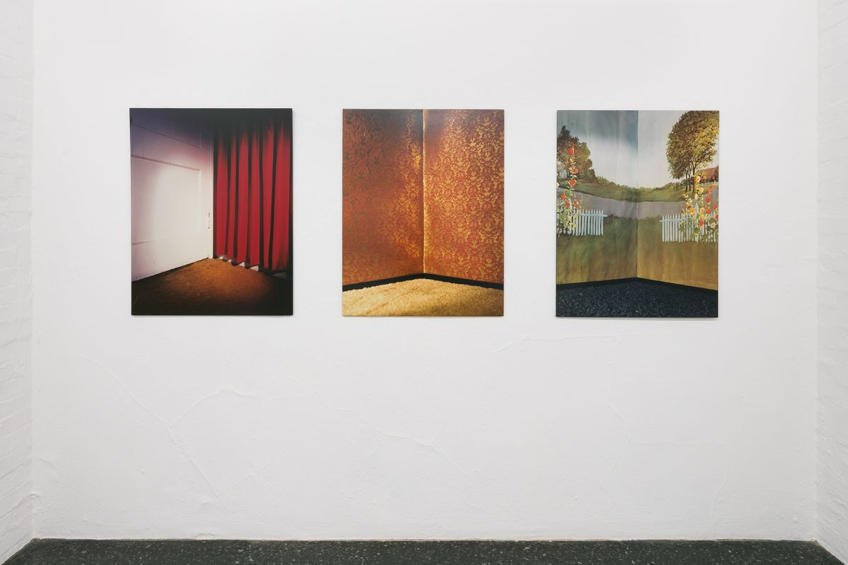Julie Becker, Installation view, I must create a Master Piece to pay the Rent, ICA London, 2018