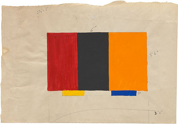 In the Tower: Anne Truitt
