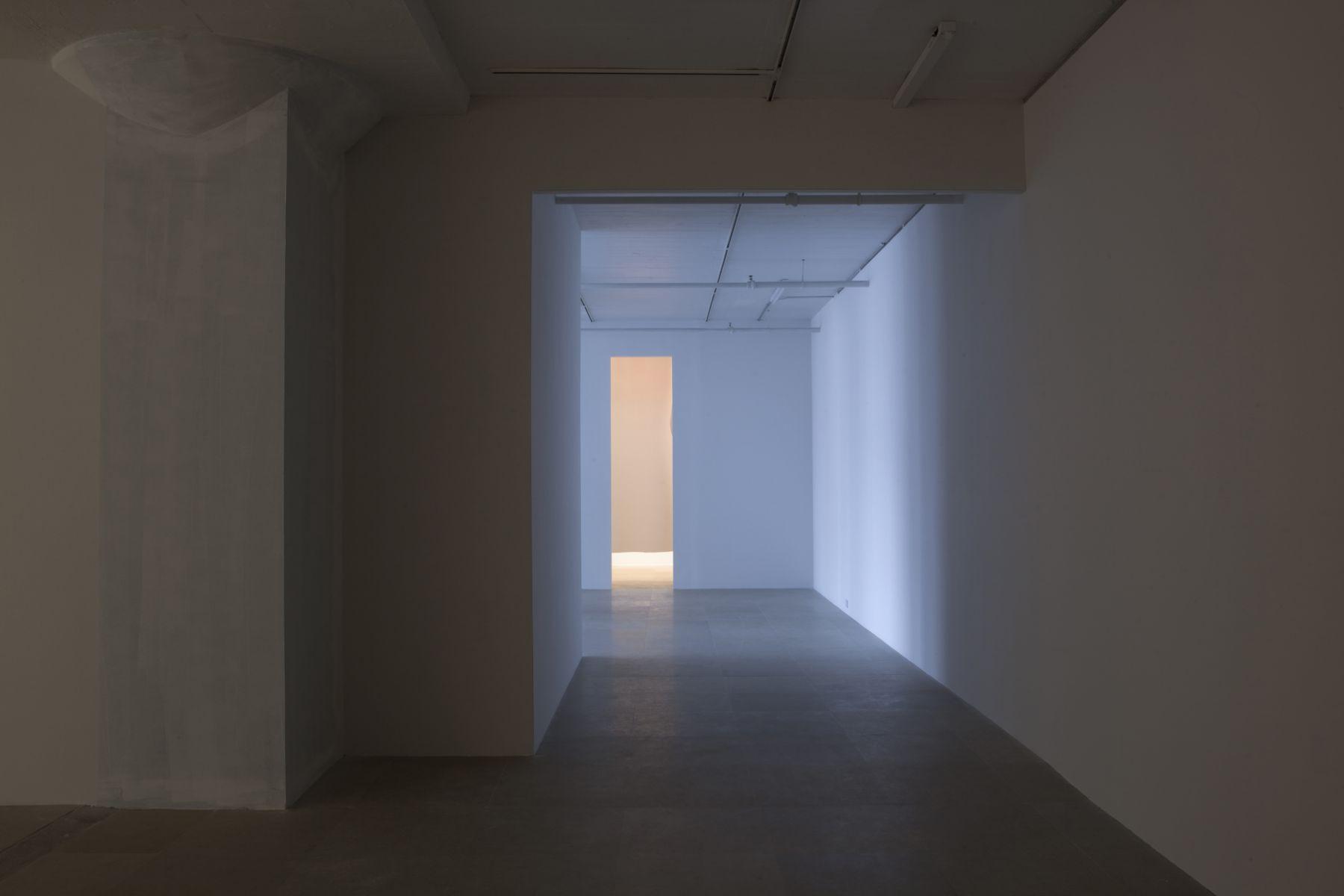 Gedi Sibony, Installation view, Greene Naftali, New York, 2010