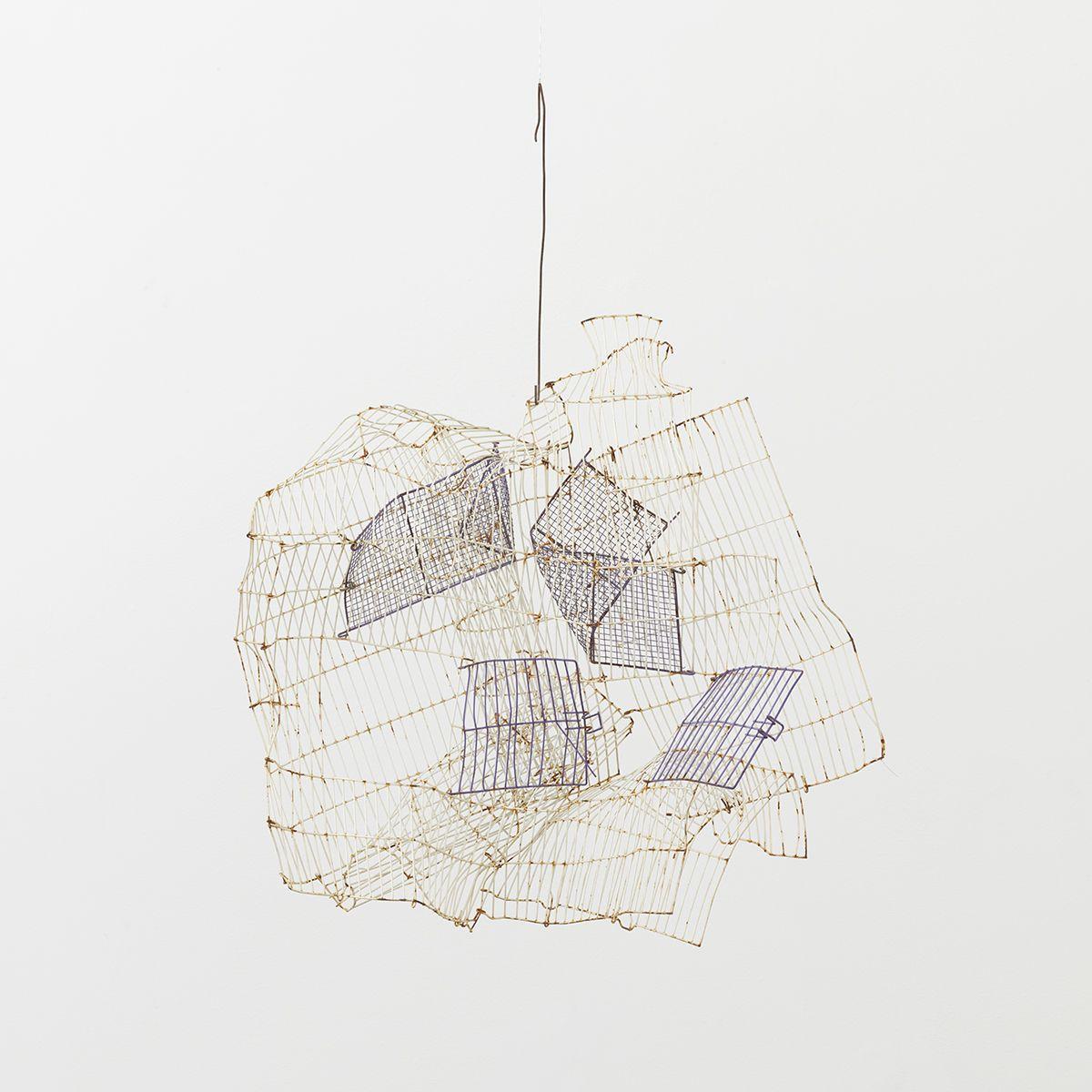 Gedi Sibony, The Shivered, 2015