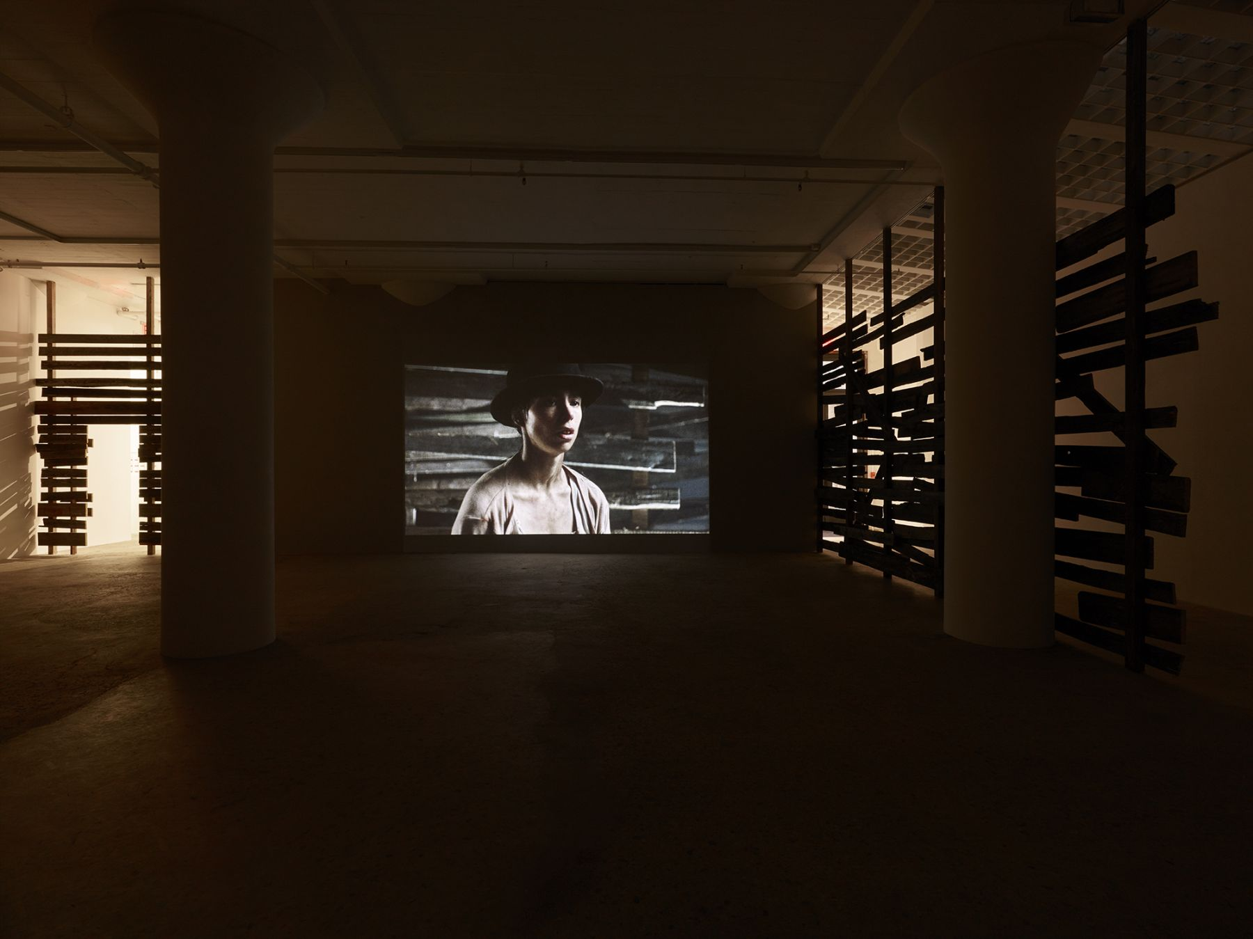 Installation view, Body Electric,Greene Naftali, New York, 2015