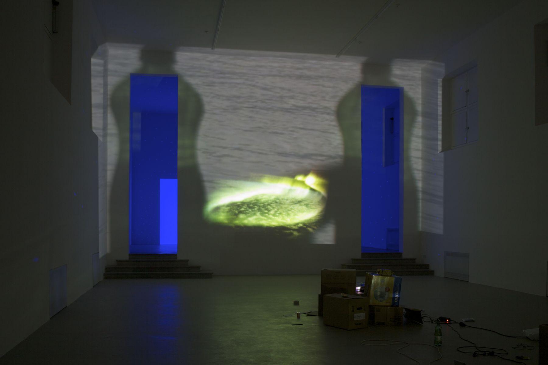 Trisha Baga, drowned world / substitute for love, 2012
