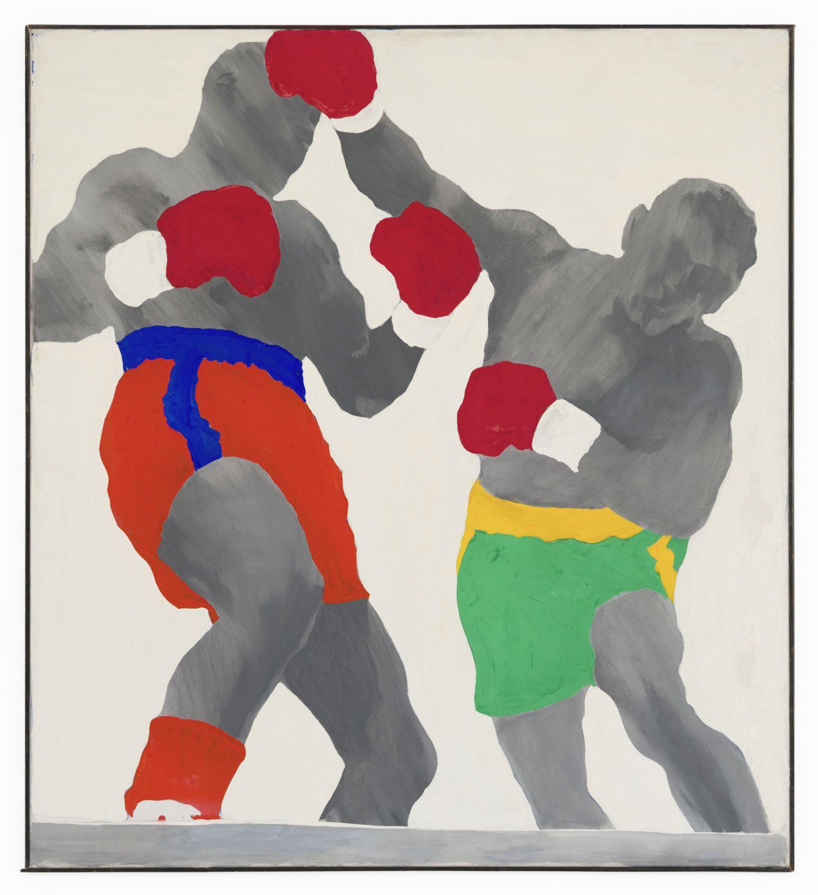 Konrad Lueg Boxer, 1964