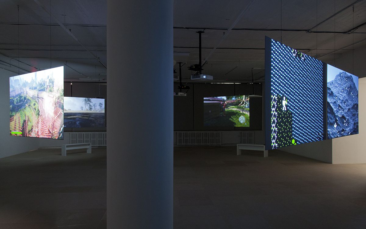 Parallel I-IV, 2012-14