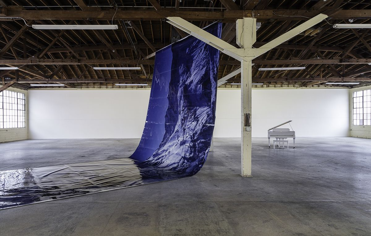 Lutz Bacher, Installation View,Magic Mountain, 356 S. Mission, Los Angeles, 2016