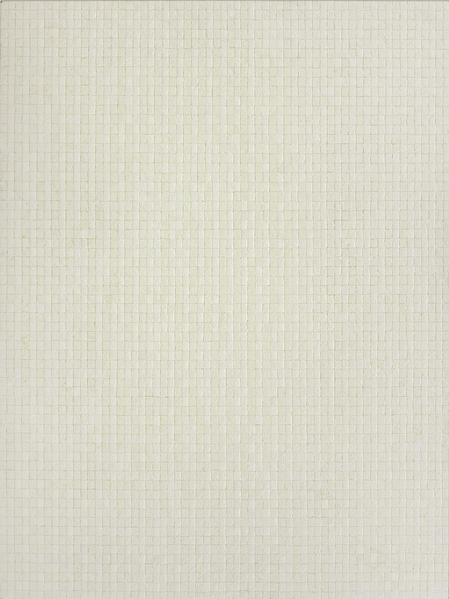 Chung Sang-Hwa Untitled 12-7-15, 2012 Acrylic on canvas 101 7/8 x 76 3/8 inches (259 x 194 cm)