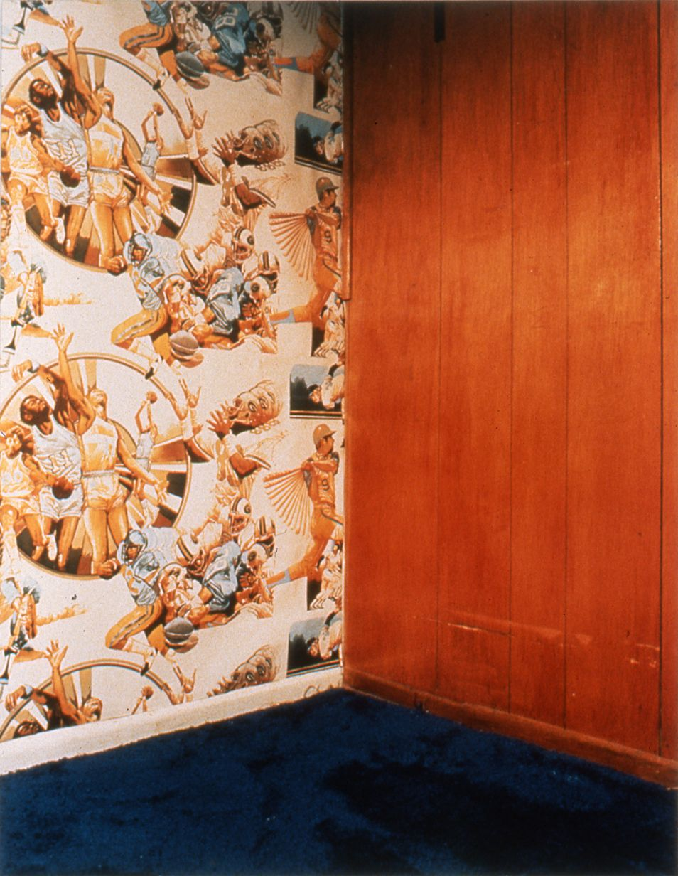 Julie Becker, Interior Corner #7, 1993, C-print, 35 1/2 x 27 1/2 inches