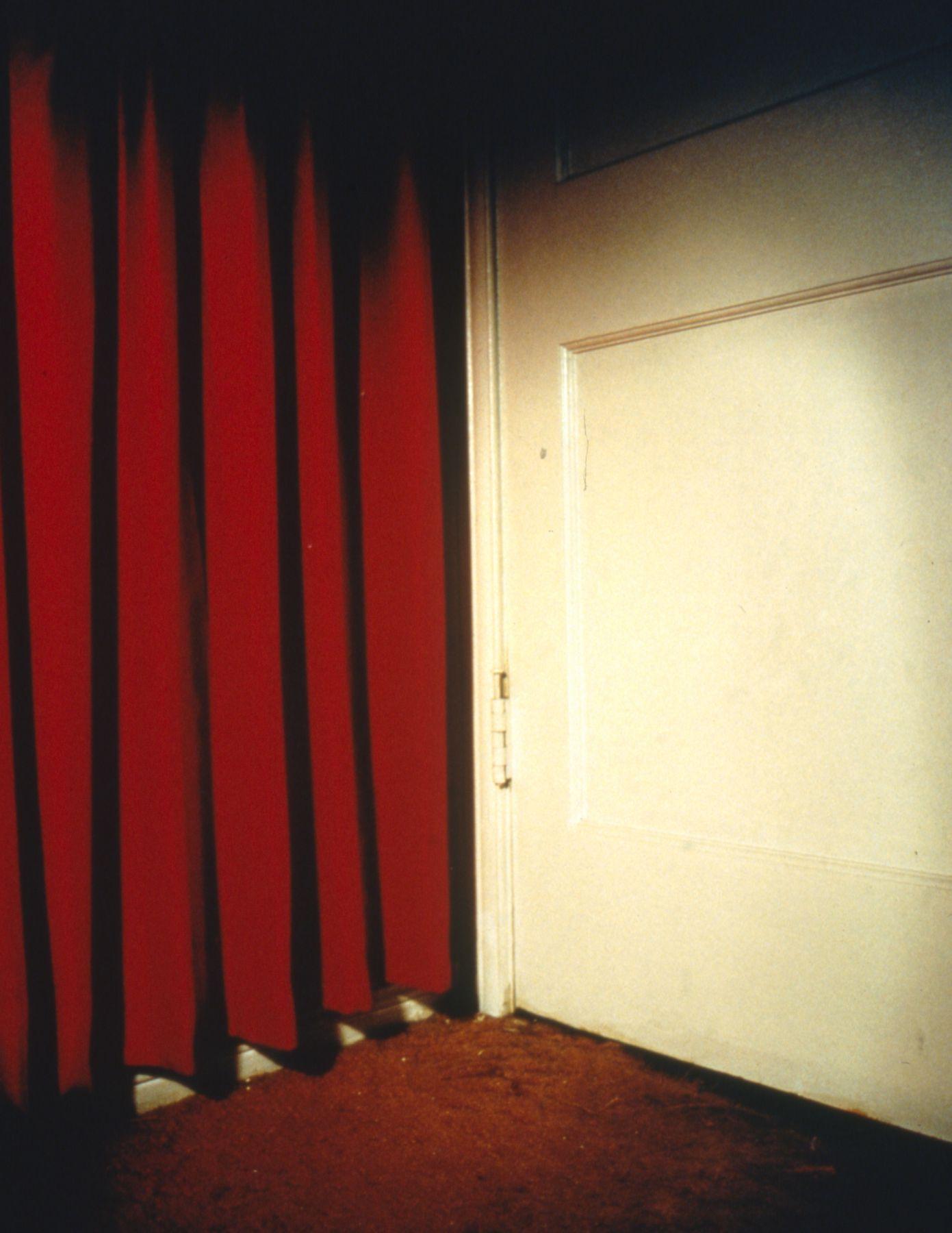 Julie Becker, Interior Corner #6, 1993, C-Print, 35 1/2 x 27 1/2 inches