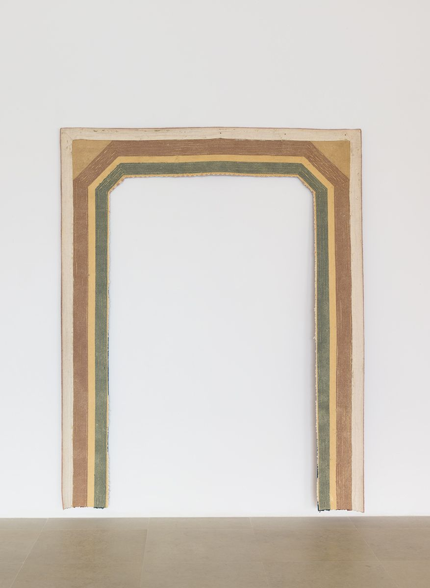 Gedi Sibony, Grants Every Gift, 2013, Carpet, toy ferris wheel, 90 1/4 x 71 3/4 x 7 inches (229.2 x 182.2 x 17.8 cm)